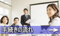 就労ビザ申請、更新、変更の流れ